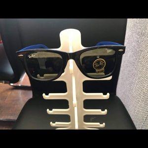 Blue & Black Rayban wayfarer sunglasses